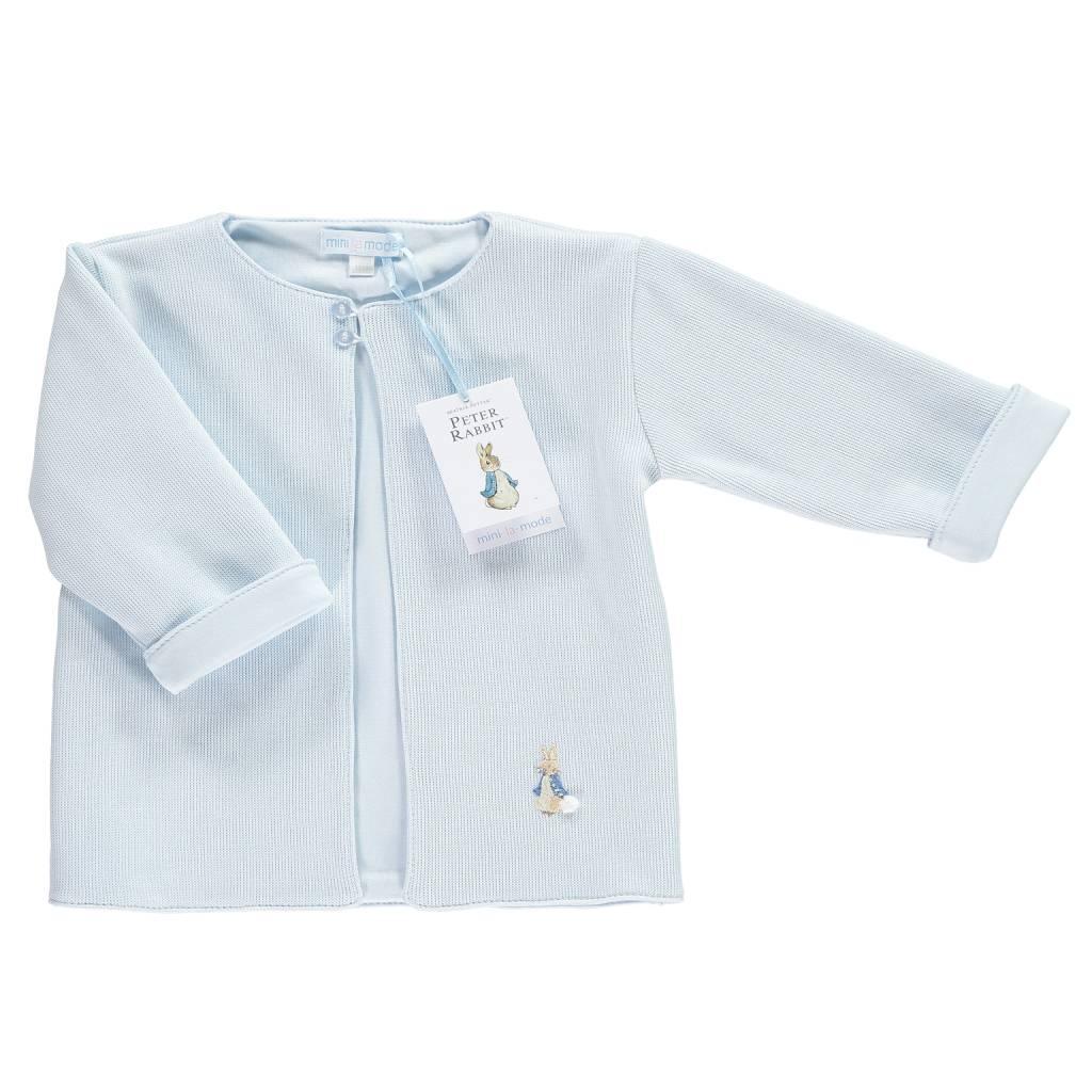 Mini La Mode Mini-La-Mode Peter Rabbit Blue Jacket