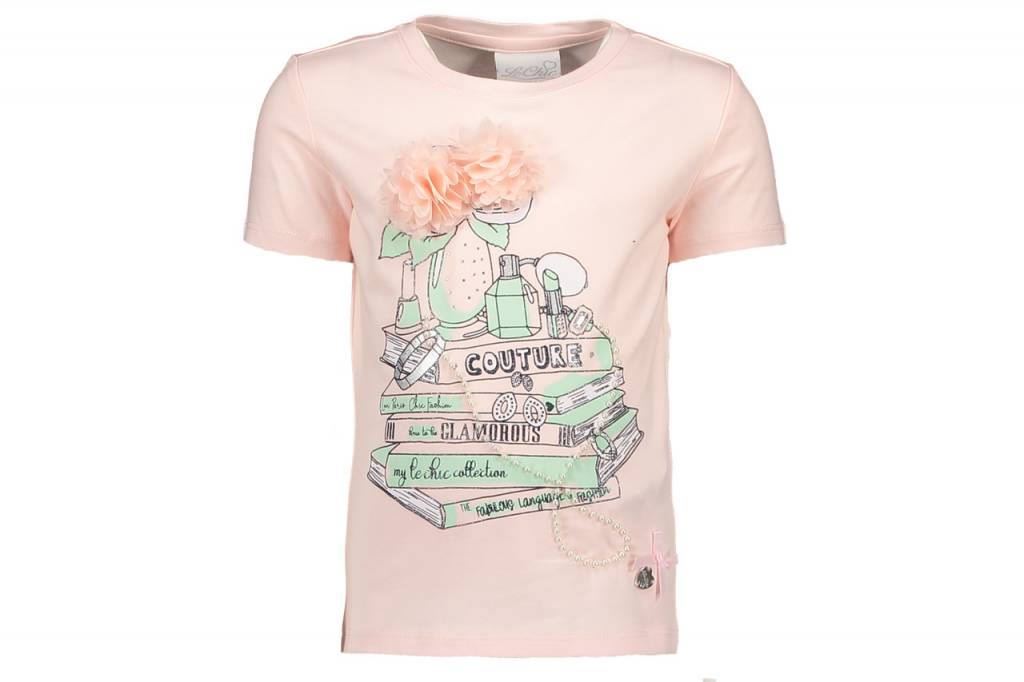 Lechic LeChic C901-5416-205 T-Shirt Fashion Library