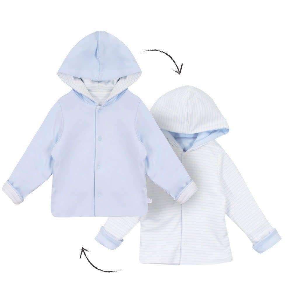Absorba Absorba Blue / White Reversible Jacket
