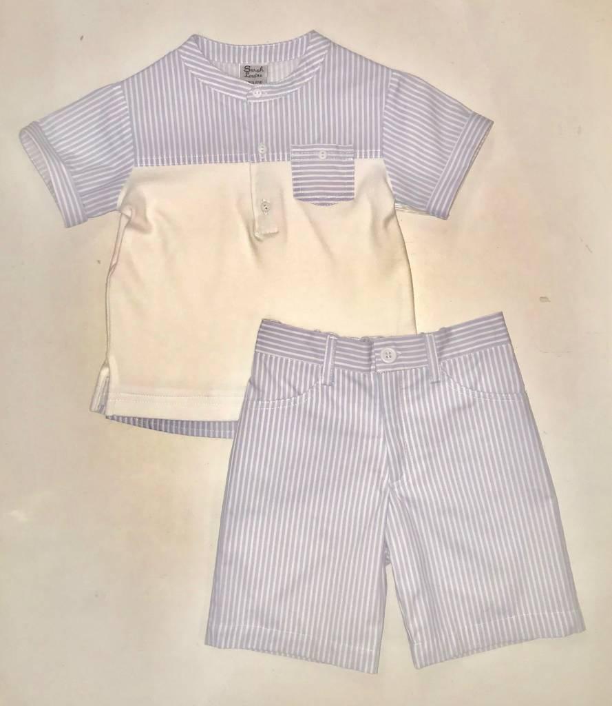 Sarah Louise Sarah Louise Boys Top & Shorts