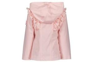 Lechic Lechic short pink ruffle jacket 5201