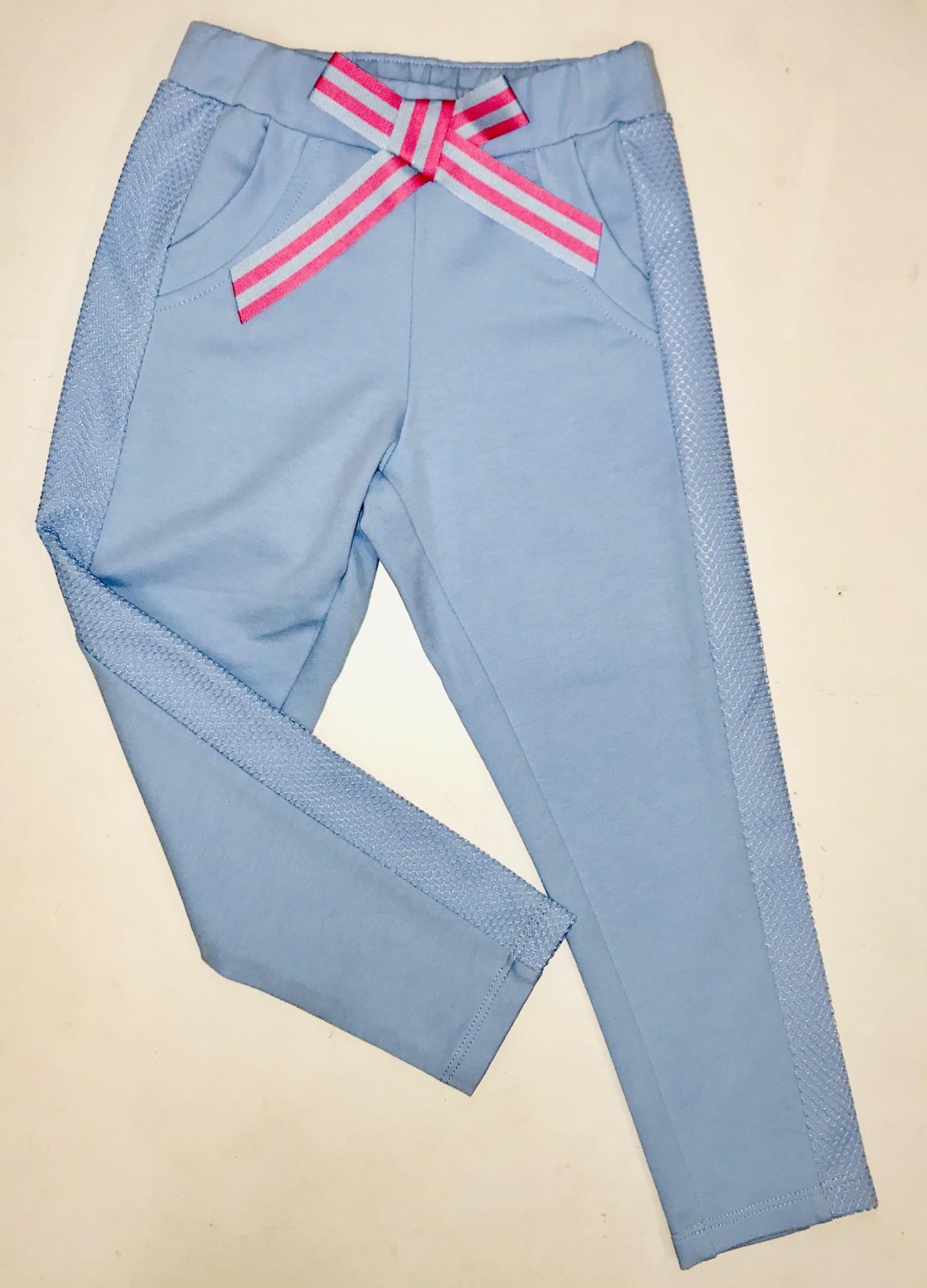 Little Lady Little Lady Blue Jogging Trouser