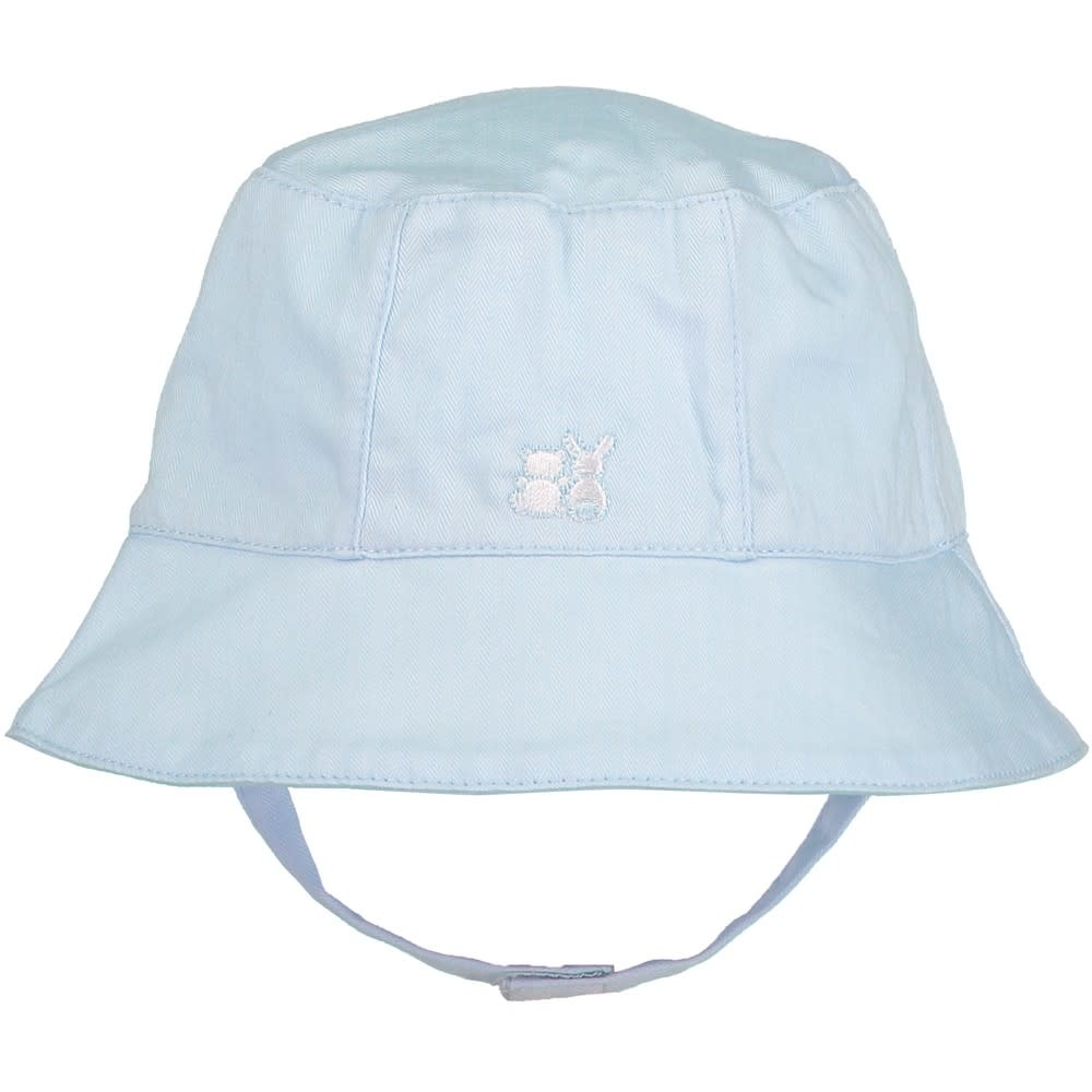 Emile et Rose Emilie Et Rose Gareth Blue Boys Fishermans Sun Hat