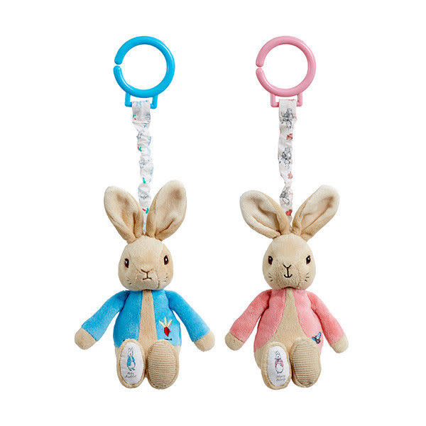 Peter Rabbit Jiggle Pull Toy
