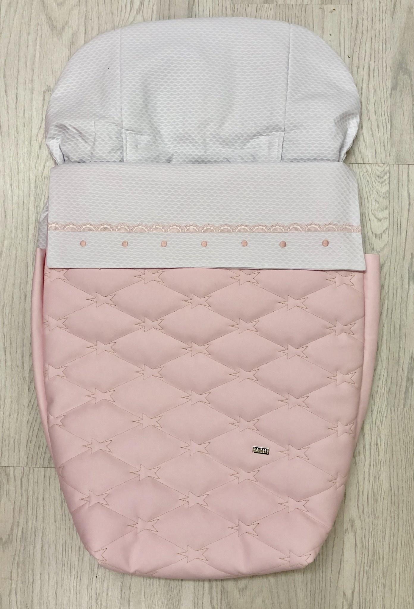 Artesania 714 Pink Star Cosy Toes