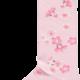 A Dee ADee W191904 Ally Blossom Pink Socks