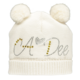 A Dee ADee W192911 Andrea Snow White Angels Hat