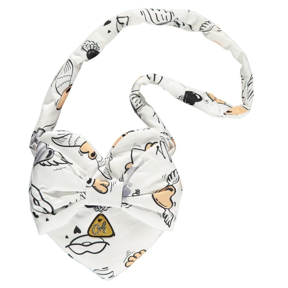 A Dee ADee W192915 Adele Snow White Angels Bag