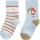 Mitch and Son Mitch & Son Albert MS1252 Pale Blue MS Sock