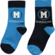 Mitch and Son Mitch & Son Abel MS1215 Brilliant Blue Sock
