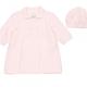 Emile et Rose Emile Et Rose Romily Pink Coat & Hat