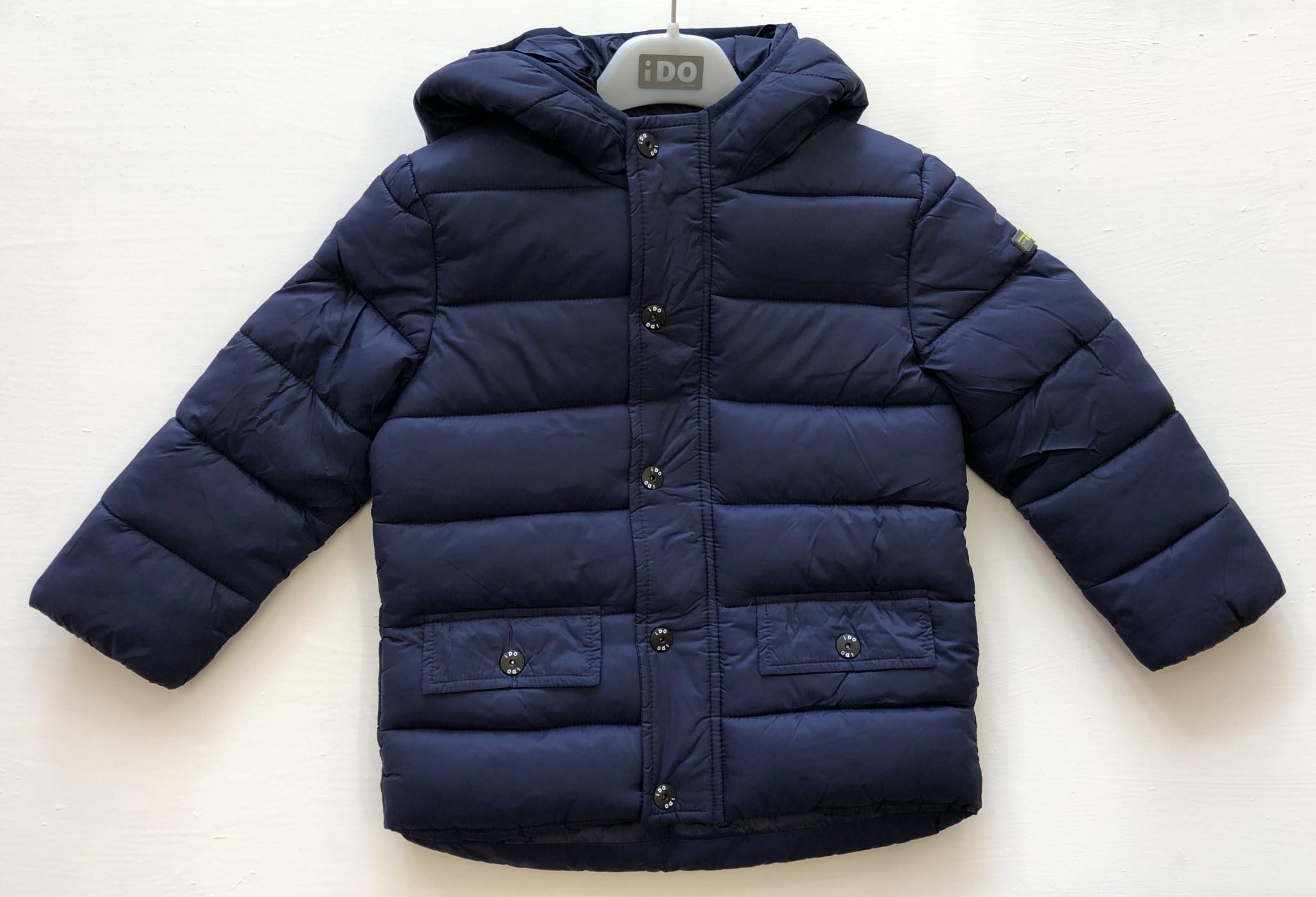 Ido IDo K503 Navy Thermal Padded Jacket
