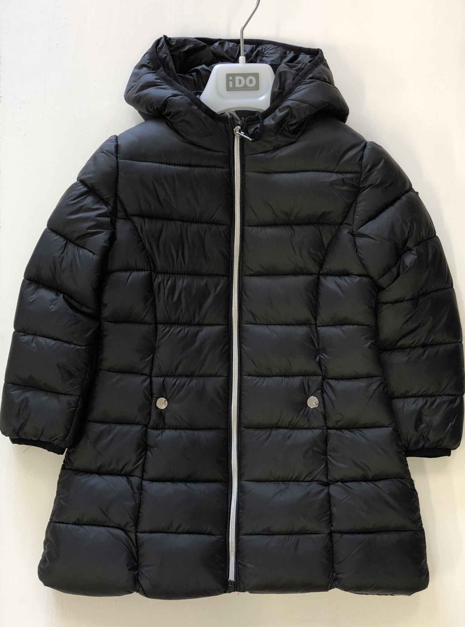 Ido IDo K693 Black Thermal Padded Jacket
