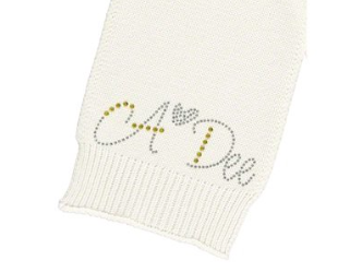 A Dee A Dee W192912 Andrea white Scarf