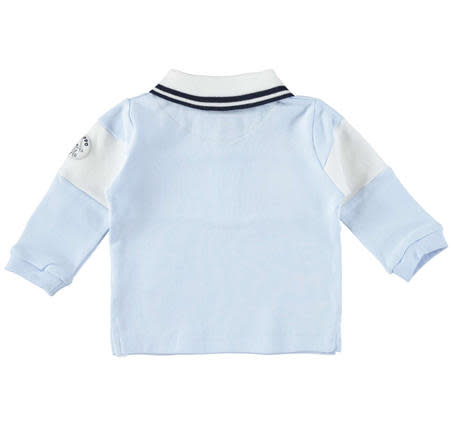 Ido Ido Pale Blue The Best Polo Shirt