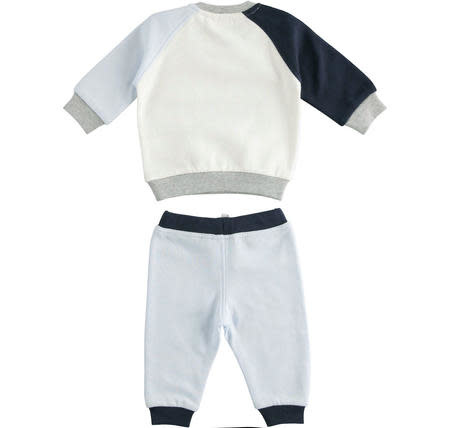 Ido Ido Boys Puppy Dog Jogging Suit Set