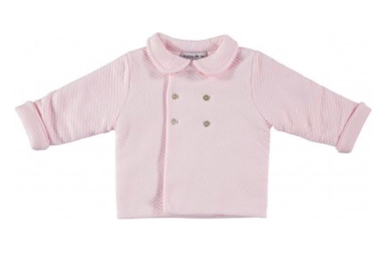 Babidu Babidu Pink London Top Coat 32190