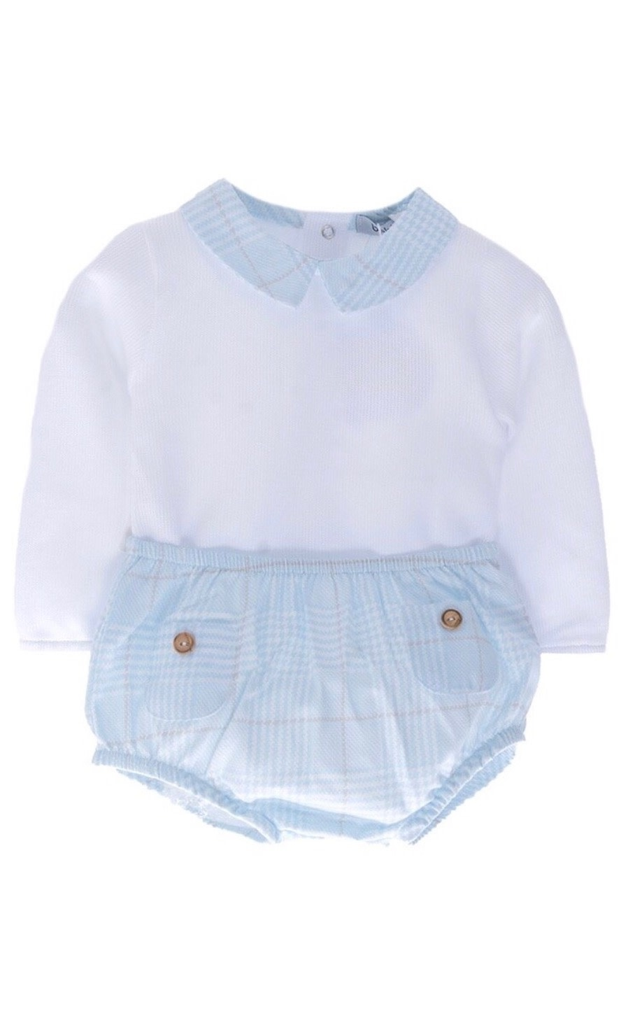 Babidu Babidu Peruggia 2 Piece Shorts Set 42261