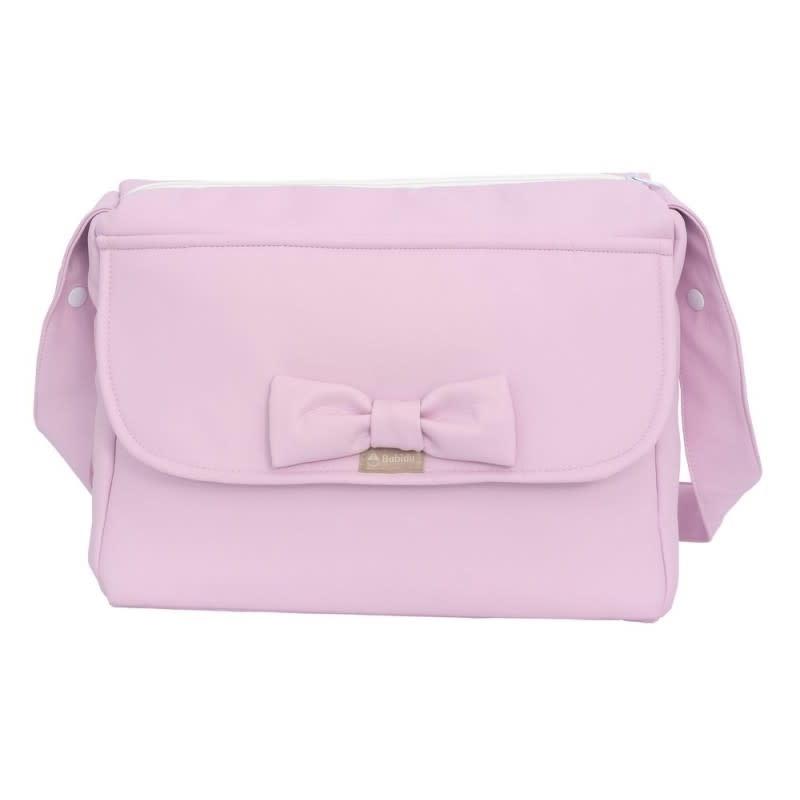 Babidu Babidu Pink Faux Leather Bow Bag 90102