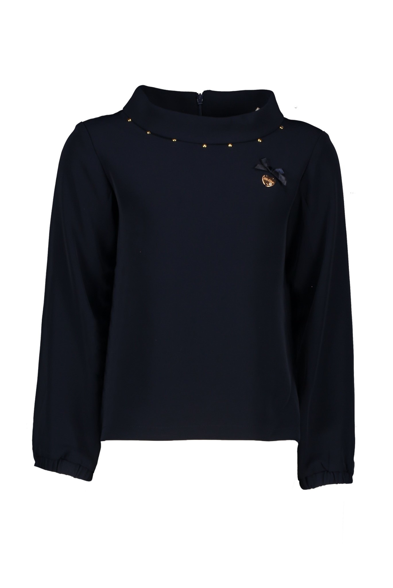 Lechic Le Chic Girls Navy Blouse