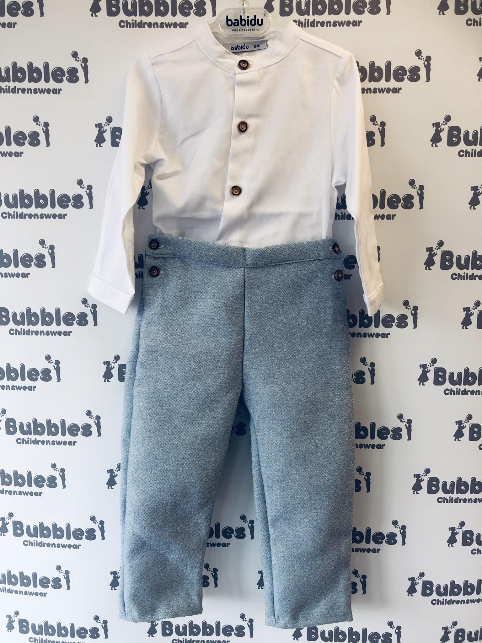 Babidu Babidu Shirt and Trouser set 48255