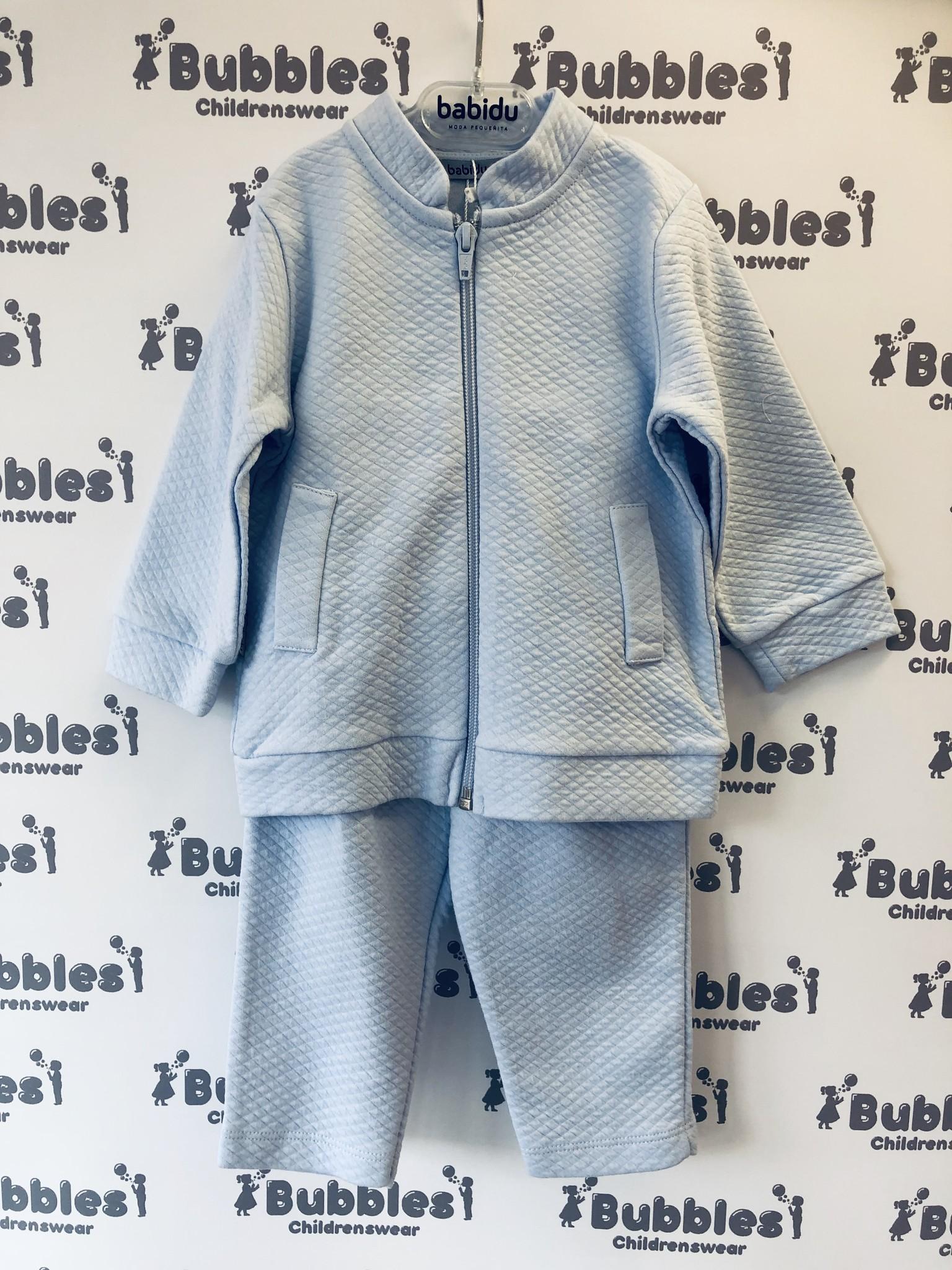 Babidu Babidu Pale Blue London 2 Piece 60190