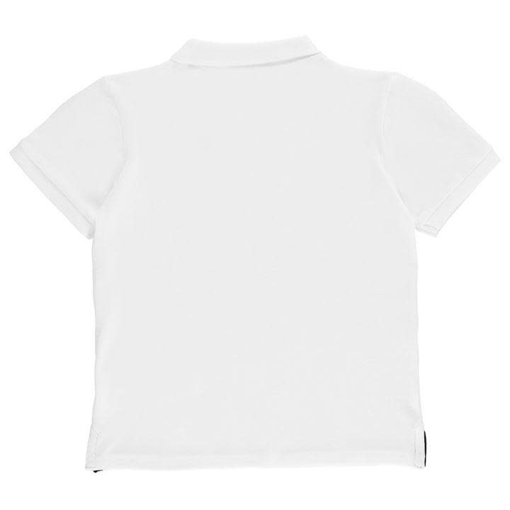 Guess Guess Boys White Polo-shirt with Logo