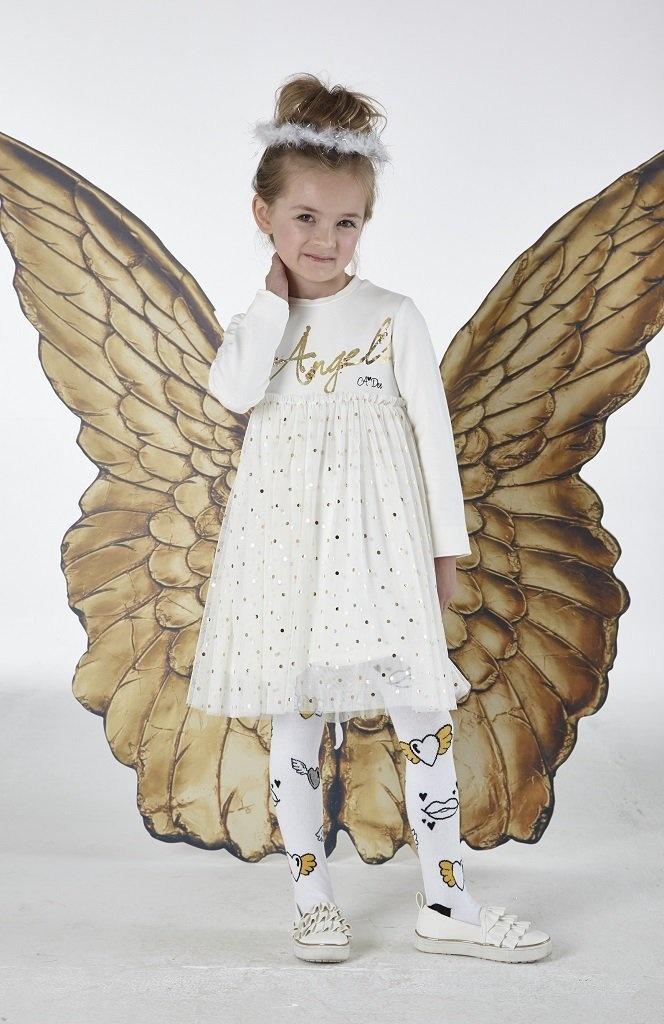 A Dee ADee W192705 Dexie Tulle Dress