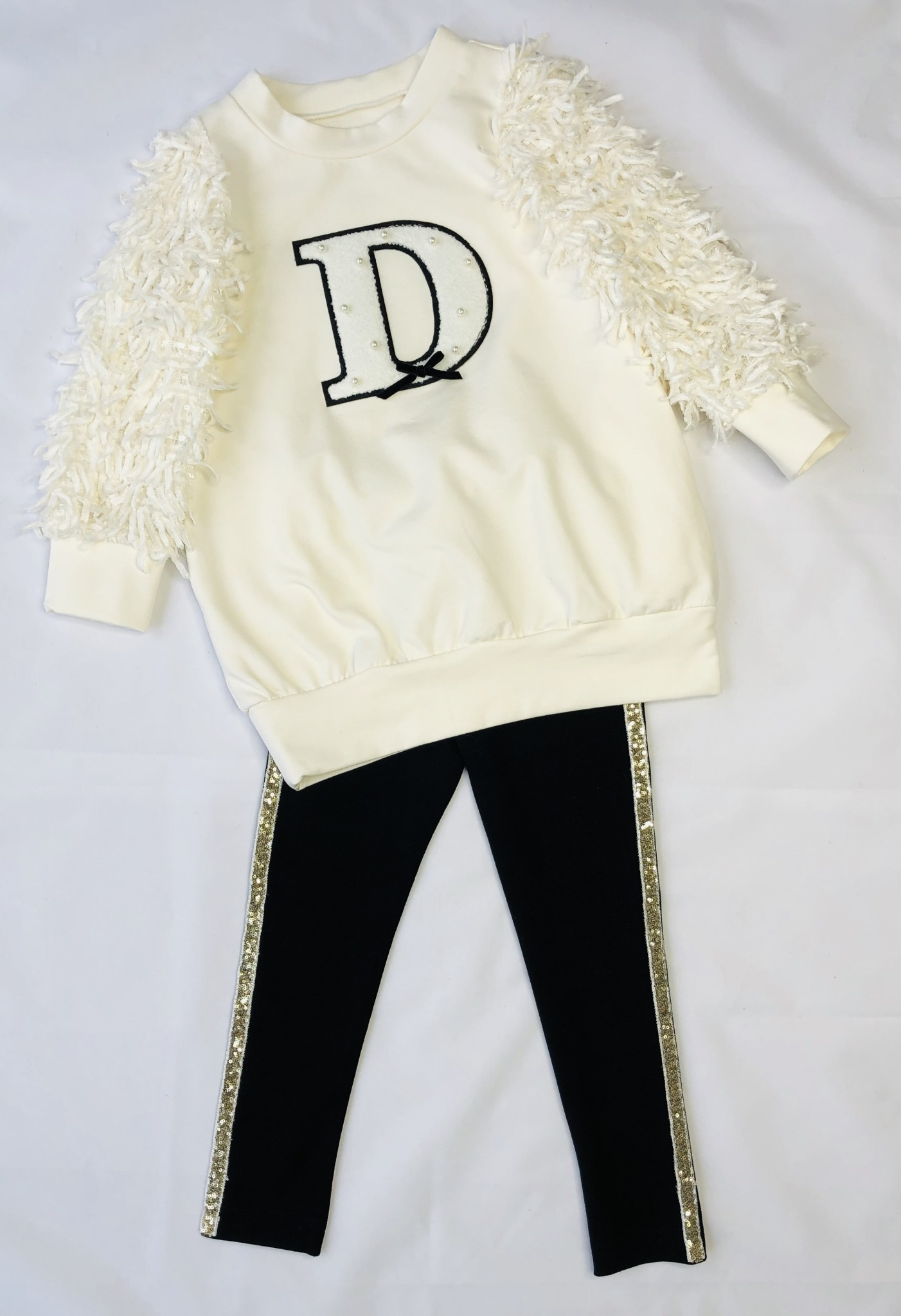 Daga Daga D Top & Leggings Set