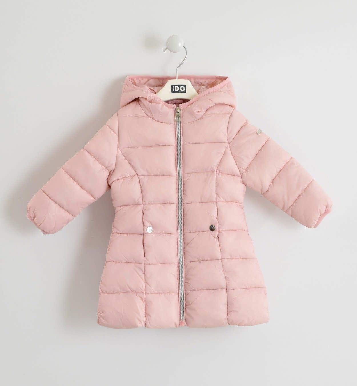 Ido IDo K693 Pink Thermal Padded Jacket