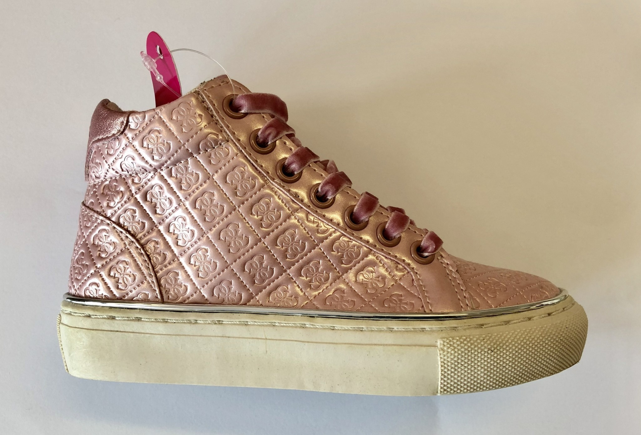 Guess Guess Pink Sneaker