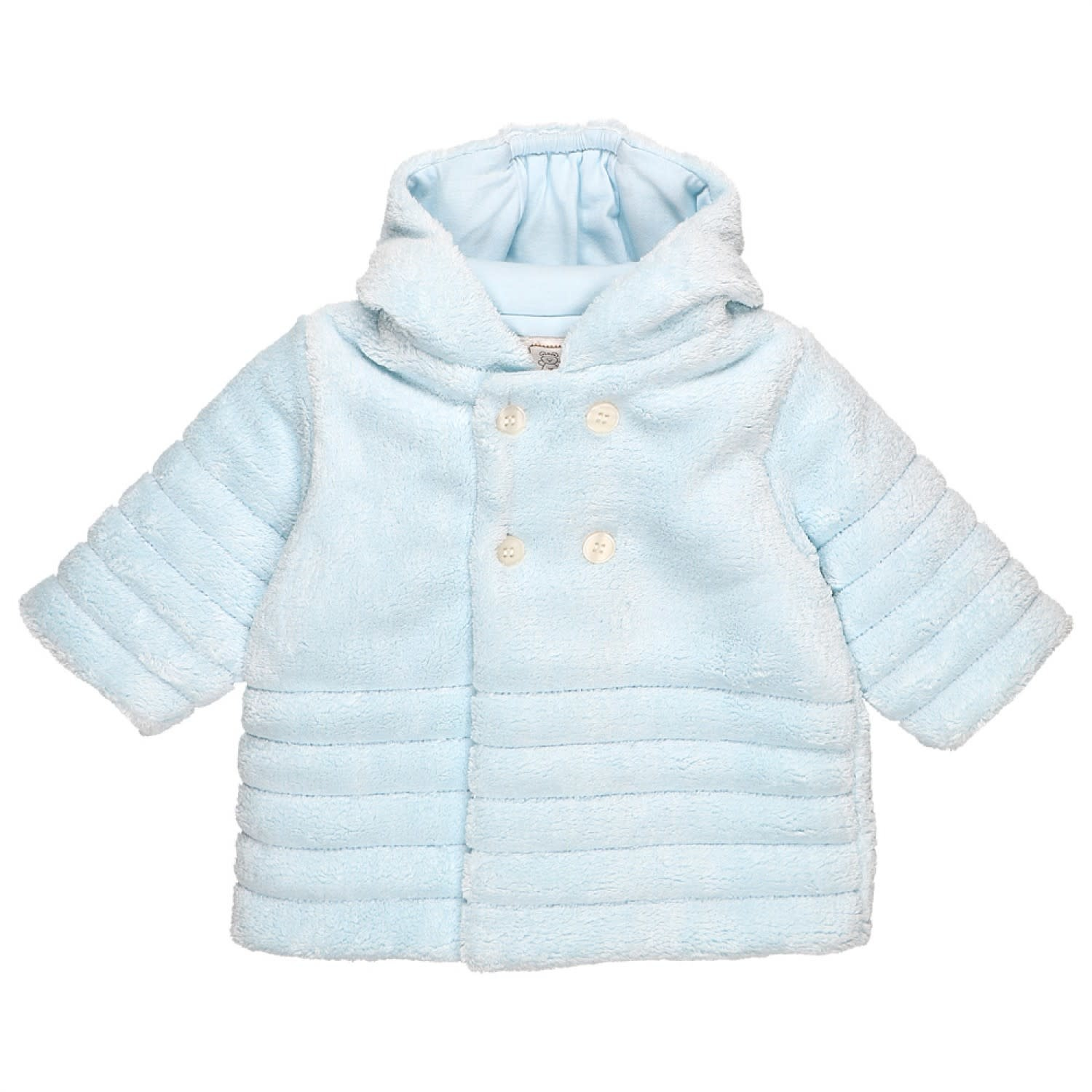 Emile et Rose Emile Et Rose 9299PB Blue Fleece Jacket