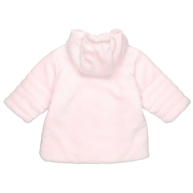 Emile et Rose Emile Et Rose 9298PP Pink Fleece Jacket