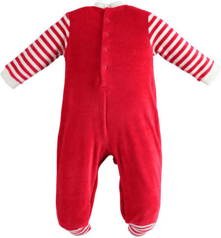 Ido Ido Red Christmas Romper