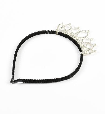 Ido Ido Crystal Tiara Headband