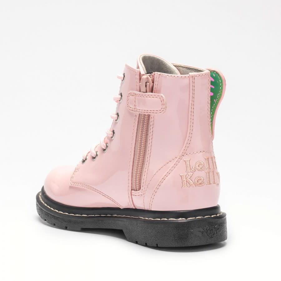 Lelli Kelly Lelli Kelly LK6540 Pink Patent Fairy Wings Boot