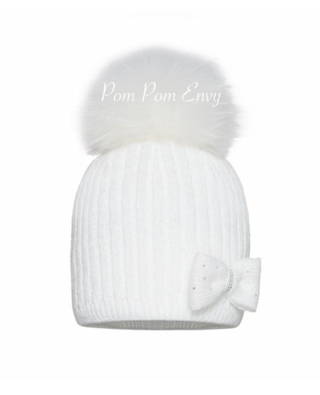 Pom Pom Envy Twinkle Bows