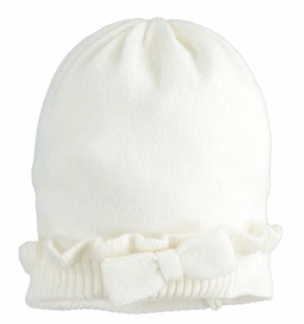 Ido iDO Knitted Cream Hats