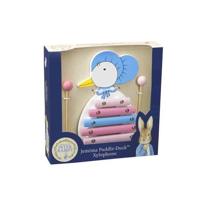 Boxed Jemima Puddle Duck Xylophone