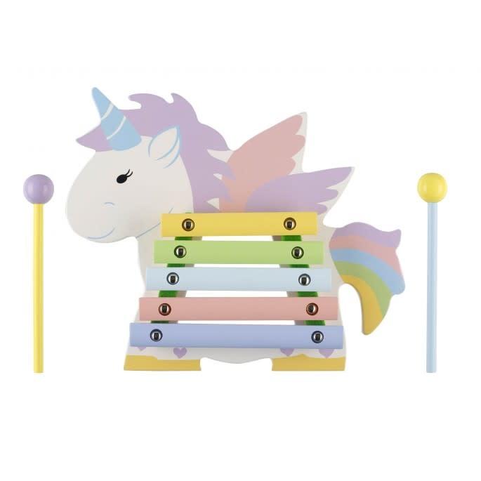 Boxed Unicorn Xylophone