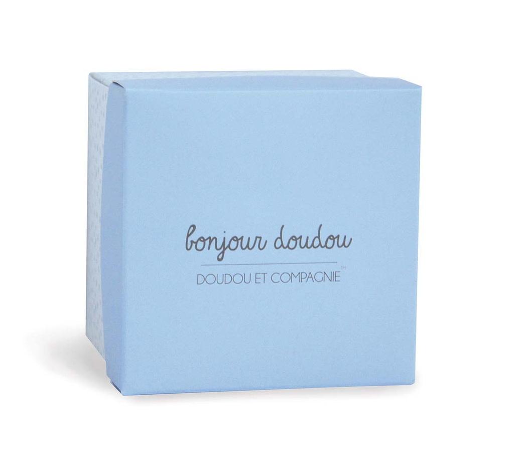 Doudou et Compagnie Blue Rabbit Comforter