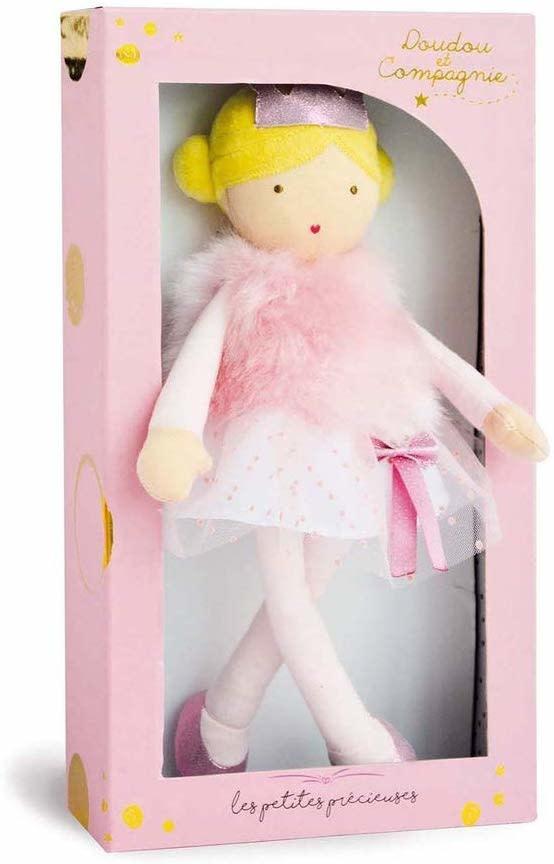 Doudou et Compagnie Damsel Precious Doll Oriane Princess