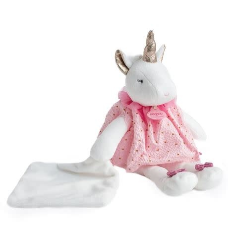 Doudou et Compagnie Star Unicorn Comforter