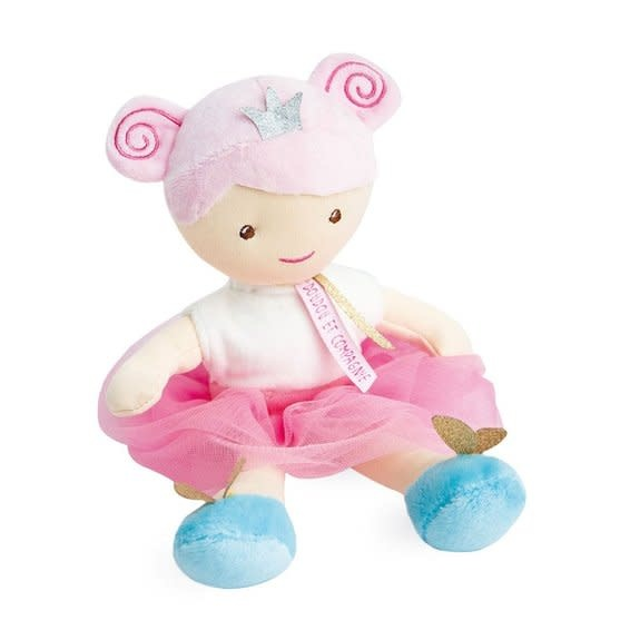 Doudou Et Compagnie Princess Emma Doll