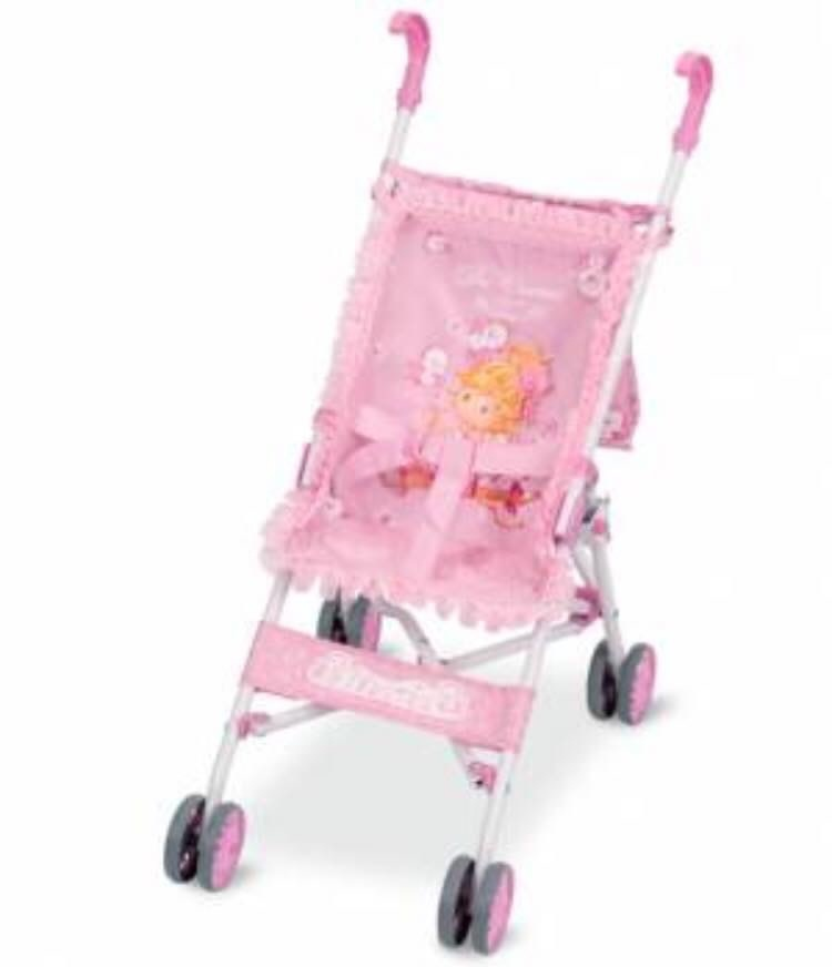 Maria Collapsable Dolls Buggy