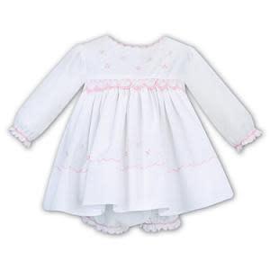 Sarah Louise Sarah Louise 011616 Smock Dress & Pants
