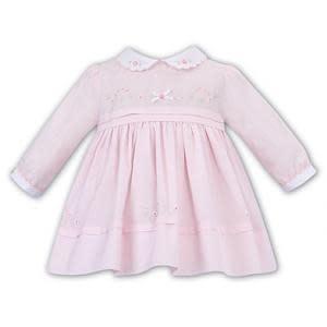 Sarah Louise 011620 Pink Dress