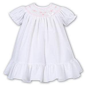 Sarah Louise Sarah Louise 011633l White Long Sleeve Dress