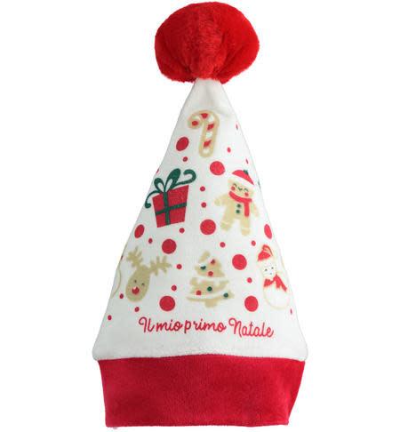 Ido Ido Velour Christmas Hat