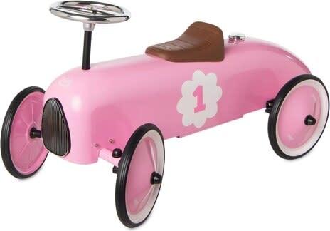 Vilac Pink Ride On Car